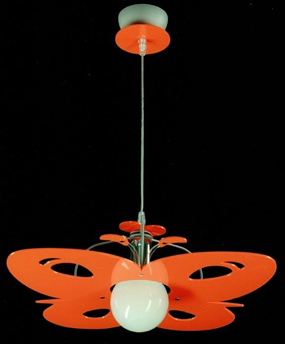 SUSPENSION PLEXIGLAS Kid's suspended lamps