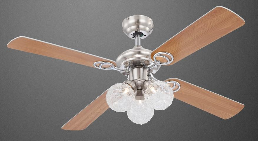 ENIGMA FAN Classic ceiling fans with light