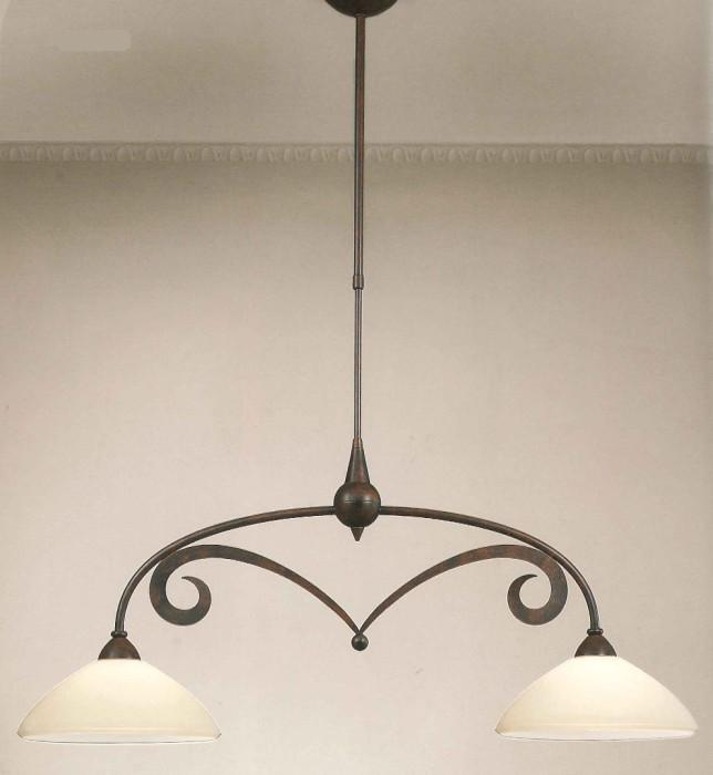 SUSPENSION BARBELL Classic suspended lamps