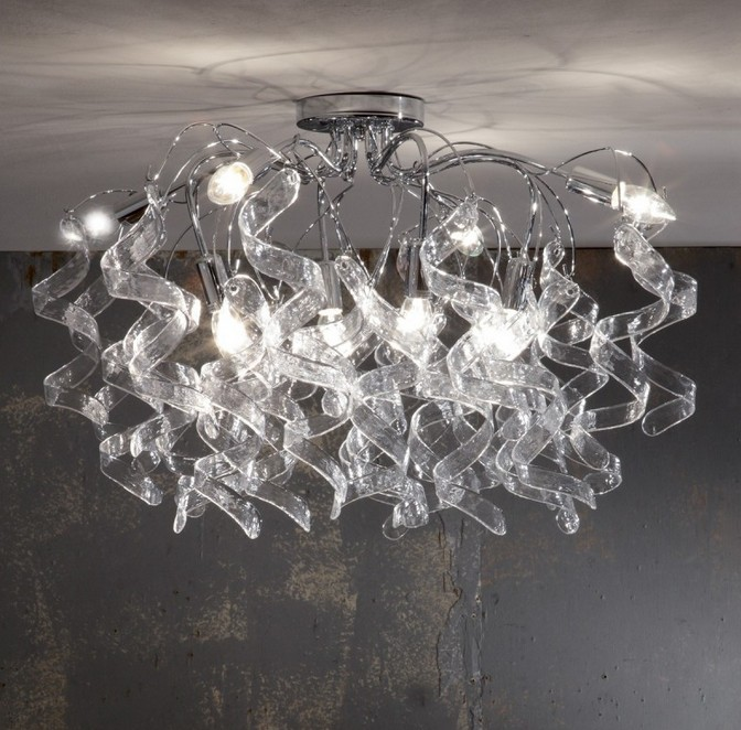 Ultramodern lamps - Ultramodern overhead lights