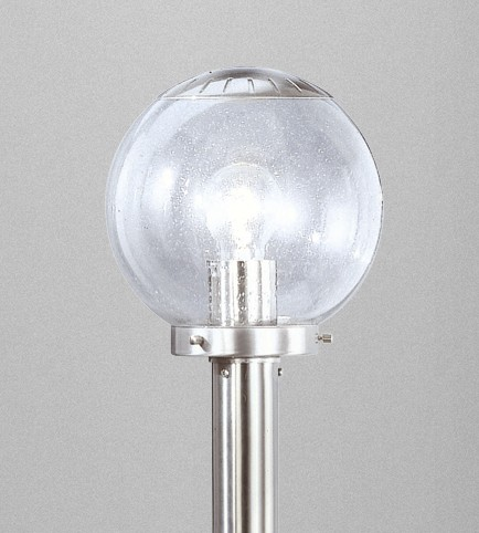 BOWLE II STEEL POLE OUTDOOR IP44 H 110 CM Modern floor lamps for exterior use