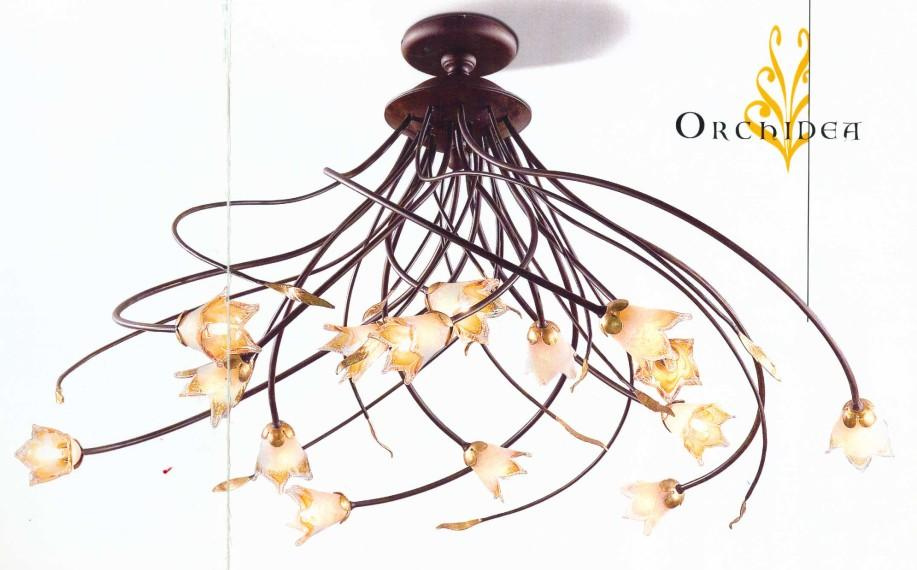CEILING LIGHTS ORCHID 10 Classic overhead lights