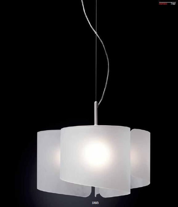 PAPYRUS SUSPENSION Modern suspended lamps