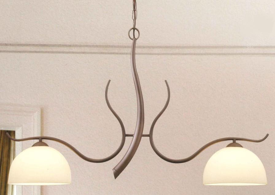 BARBELL CHANDELIER Classic suspended lamps