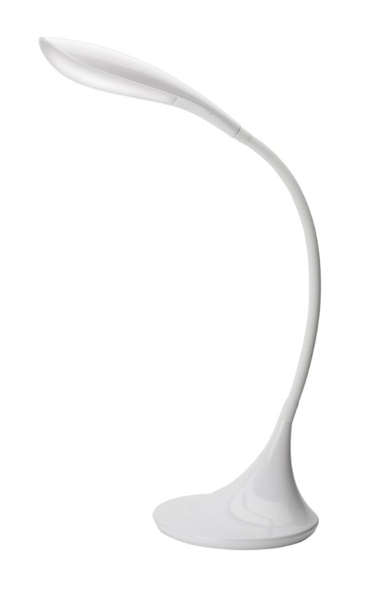 6034 TABLE LAMP WITH ARM FLEX LED Modern office lamps