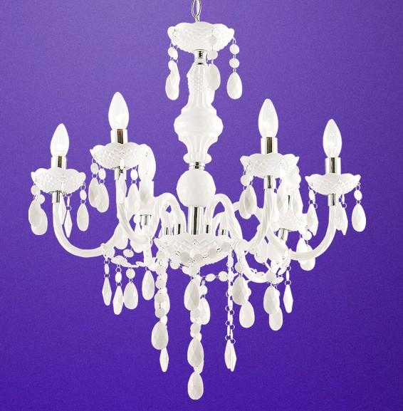 CUIMBRA CHANDELIER 6 LIGHTS B-T Crystal lamps Suspension