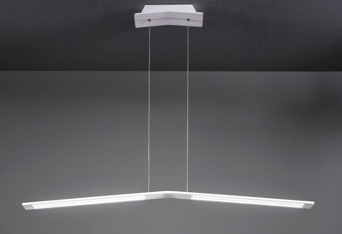 LAMA SUSPENSION LED 45W 130 CM Suspended lamps with LED