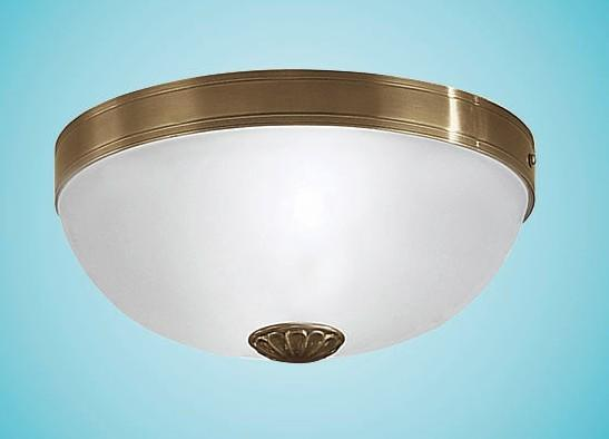 IMPERIAL CEILING LAMP 2 LIGHTS Classic overhead lights