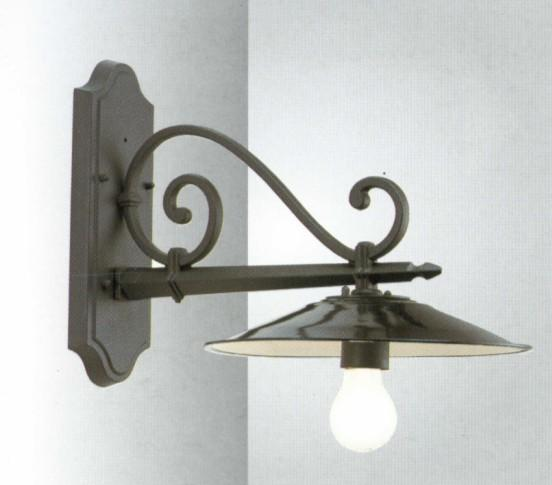 ANCIENT WALL PLATE Classical exterior wall lighting