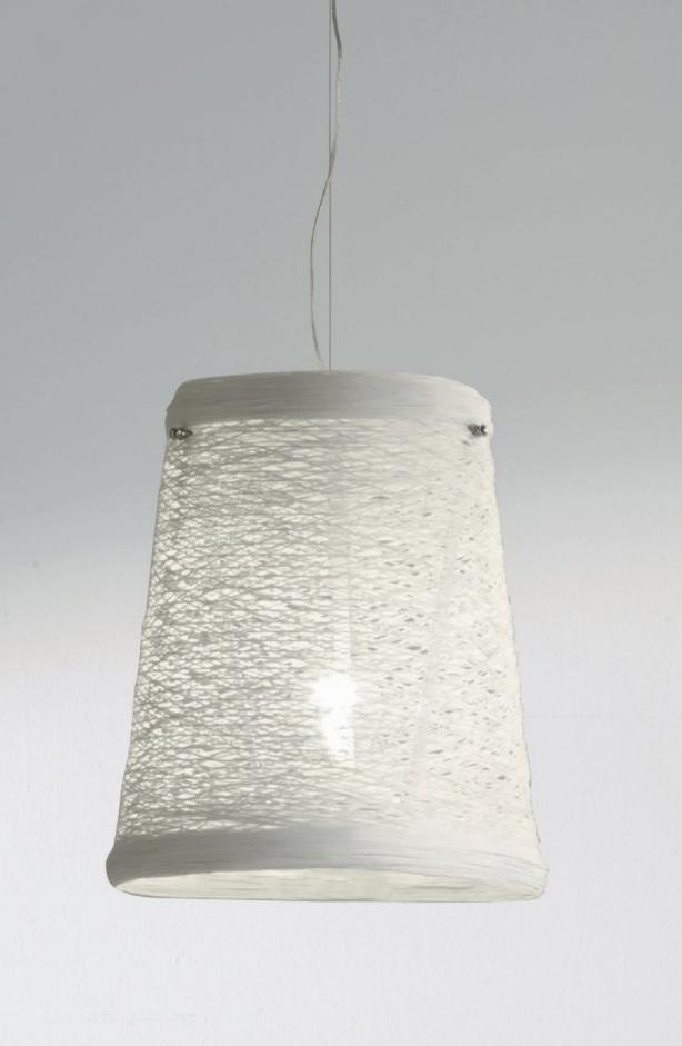 CORDA SUSPENSION SMALL Modern suspended lamps