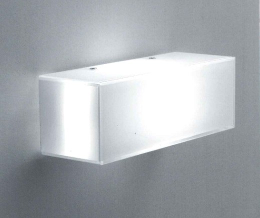 CUBIC PARETE/SOFFITTO 1 Modern wall lights