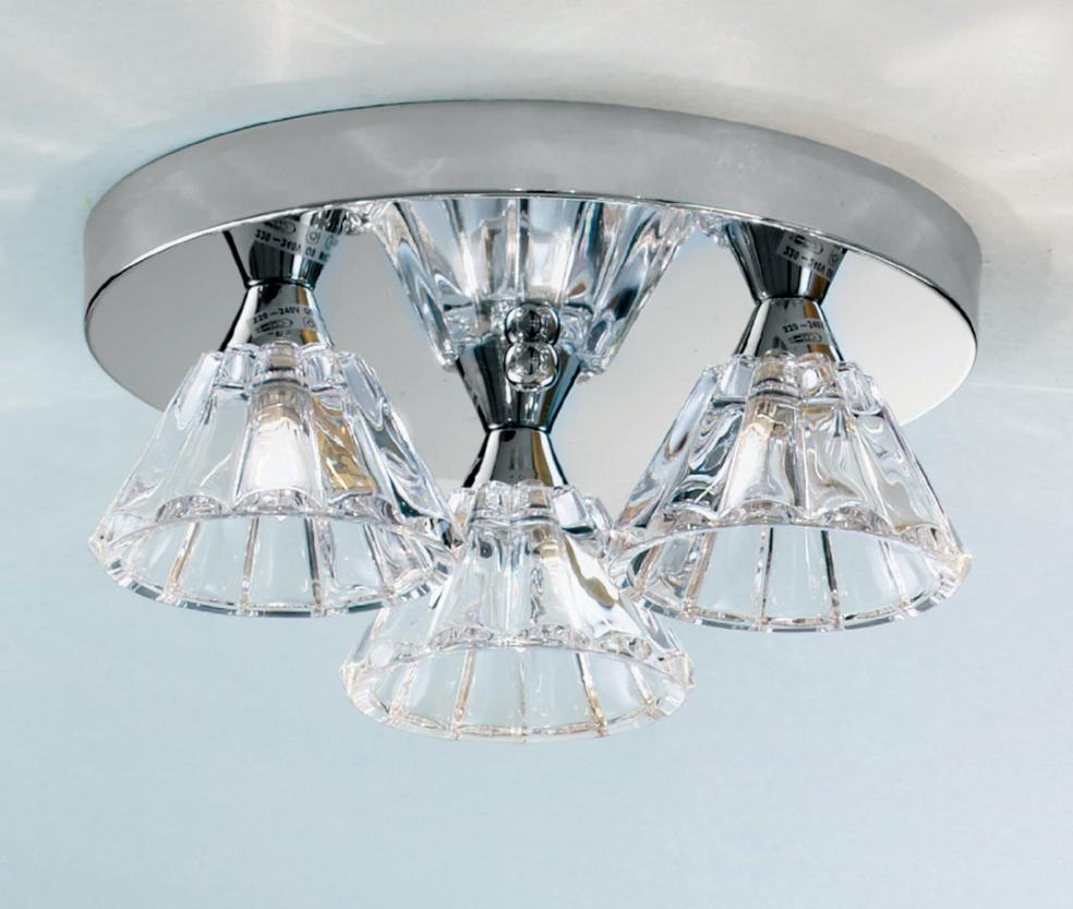 DOMUS CEILING ROUND Bathroom ceiling lights
