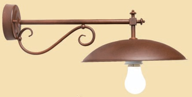 DREA WALL OUTDOOR Classical exterior wall lighting