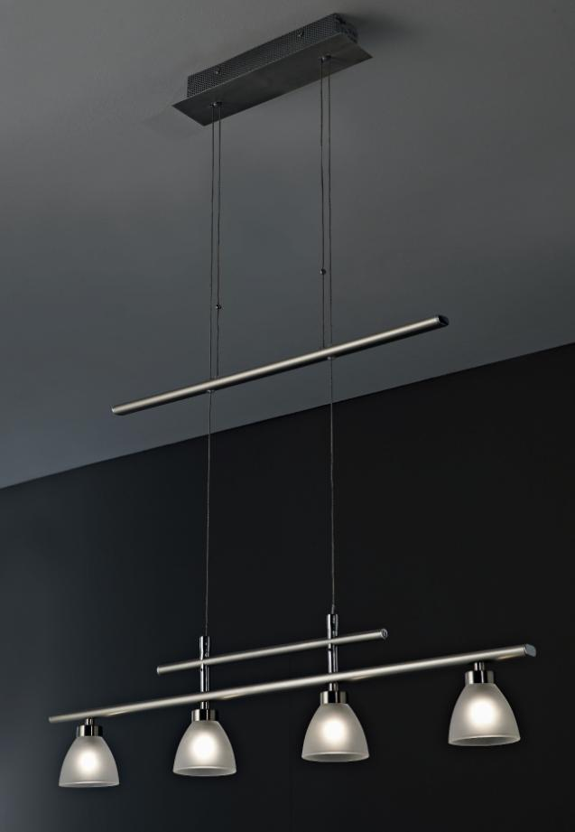 SUSPENSION EFESTO Modern suspended lamps