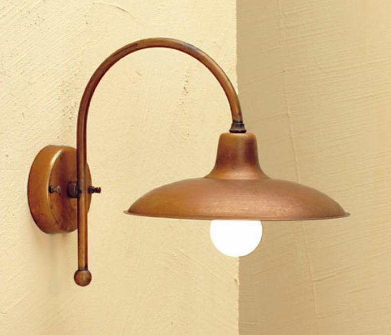 ERA BRASS WALL OUTDOOR Classical exterior wall lighting