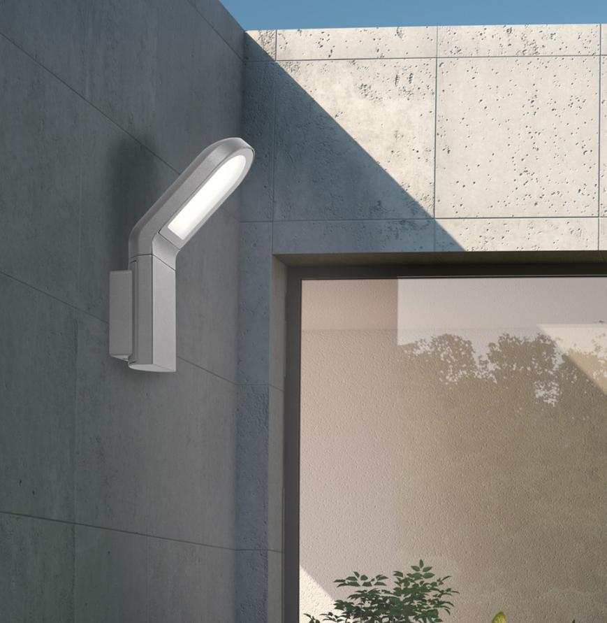 PERTH WALL LAMP LED 9W IP54 Modern external wall lamps Led