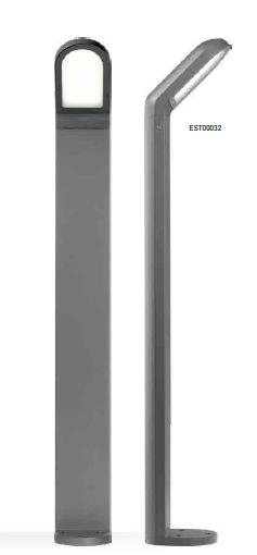 PERTH FLOOR LAMP LED 9W IP54 H80 Modern outdoor LED Floor