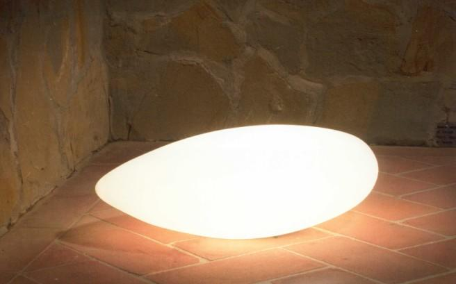 STONE SMALL IP65 Modern lamps to decorate the garden
