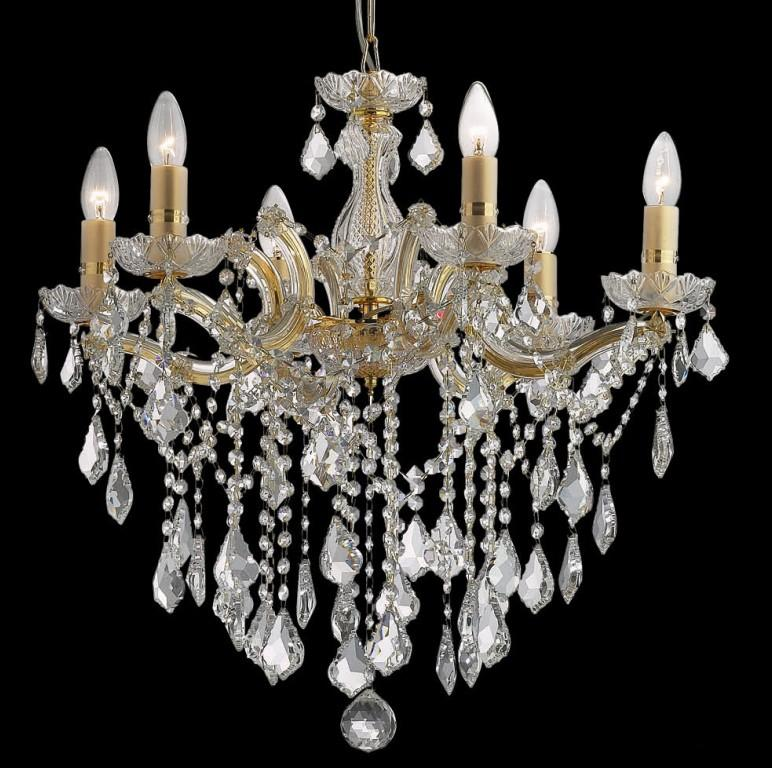 FLORIAN SP6 CHANDELIER Crystal lamps Suspension