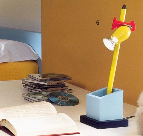 NUMBERS TABLE LAMP Children's table lamps