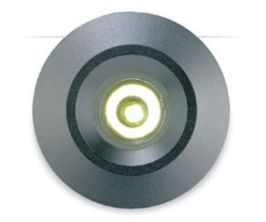 MINI LED INCASSO 3W Recessed spotlights with LED