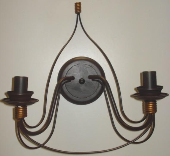 OLANDA RUST WALL LAMP Classic wall lights