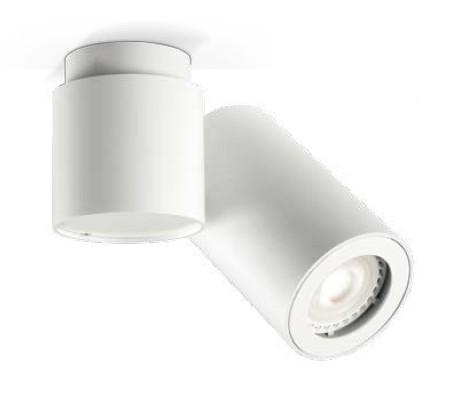 LUPIN 7W LED CEILING OR WALL WHITE Overhead LED lights