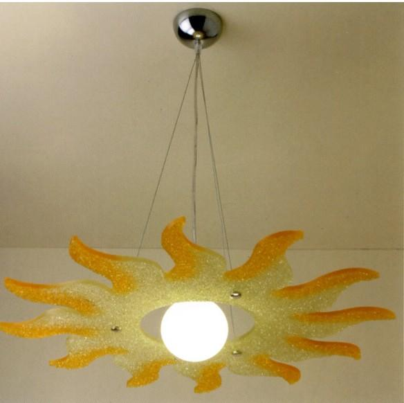 SOLE SUSPENSION LARGE Kid's suspended lamps