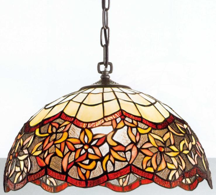 lampade Tiffany lampadari applique Tiffany piantane ...