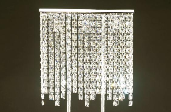 Li� piantana Crystal table lamps