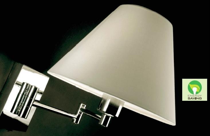 SOFT DOUBLE ARM Modern wall lights