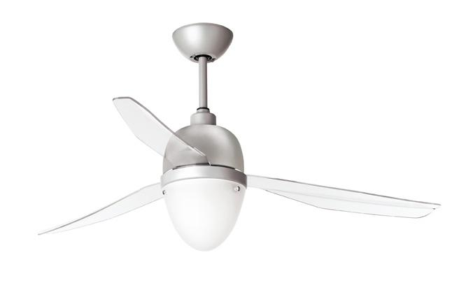 ventilatore swing metal eco Modern ceiling fans with light